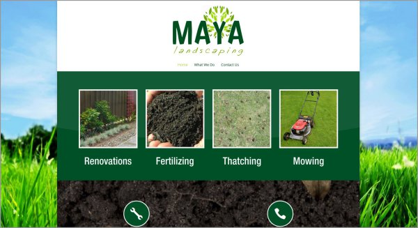 Maya Landscaping