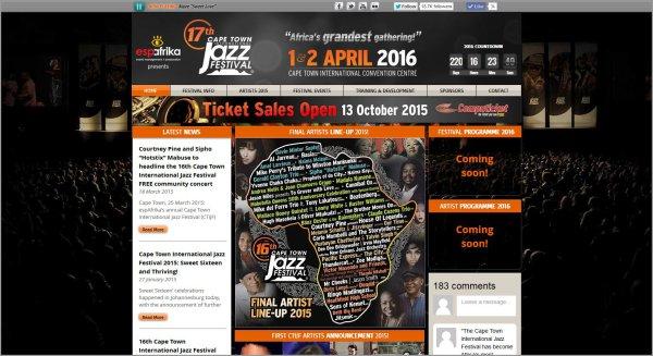 Cape Town Jazz Festival
