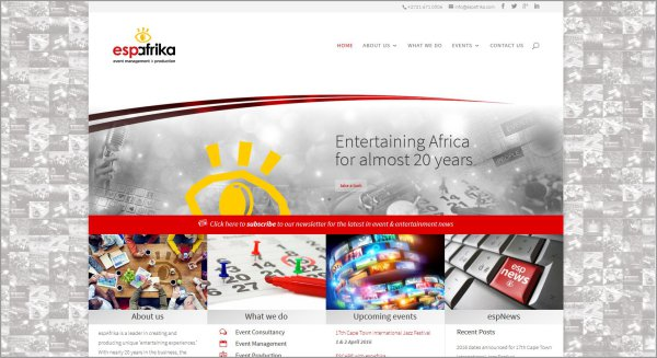 espAfrika website